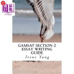【中商海外直订】Gamsat Section 2: Essay Writing Guide