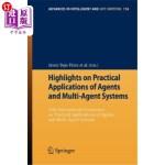 【中商海外直订】Highlights on Practical Applications of Agents and