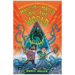 Margot and Mateo Save the World玛戈特和马太拯救世界 儿童故事