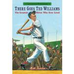 【预订】There Goes Ted Williams: Candlewick Biographies The Gre