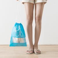 旅行收纳袋套装鞋包防尘袋鞋套旅行收纳袋旅游鞋袋旅行鞋子收纳袋