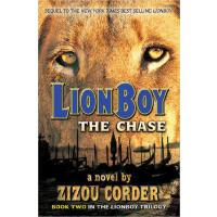 【预订】Lionboy: the Chase