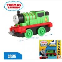托马斯和朋友托马斯小火车之合金火车头 轨道玩具车挂钩可连
