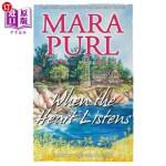 【中商海外直订】When the Heart Listens: A Mlford-Haven Novella