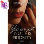 【中商海外直订】You Are Just Not His Priority