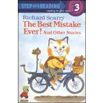The Best Mistake Ever! and Other Stories(Step into Reading, Step 3) 最好的错误 (斯凯瑞分级阅读) ISBN9780394868165