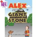 【中商海外直订】Alex and the Giant Stone