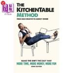 【中商海外直订】The KitchenTable Method: From Solo Creative to Agen