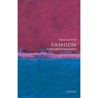 英文原版 牛津通识读本:时尚 Fashion