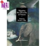 【中商海外直订】Mapping the Diversity of Nature