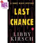 【中商海外直订】Last Chance: A Twisty, Fun Pi Mystery