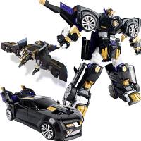迷你特工队X雷机甲变形机器人玩具儿童男孩全套