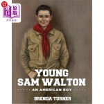 【中商海外直订】Young Sam Walton: An American Boy