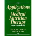【预订】Applications in Medical Nutrition Therapy