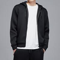 adidas阿迪达斯男服夹克外套19新款HARDEN FZ HOODY哈登休闲运动服DP5716