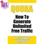 【中商海外直订】Quora: How to Generate Unlimited Traffic
