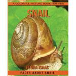 【预订】Facts about Snail a Colorful Picture Book for Kids