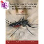 【中商海外直订】Communicable Diseases for School and Community Heal