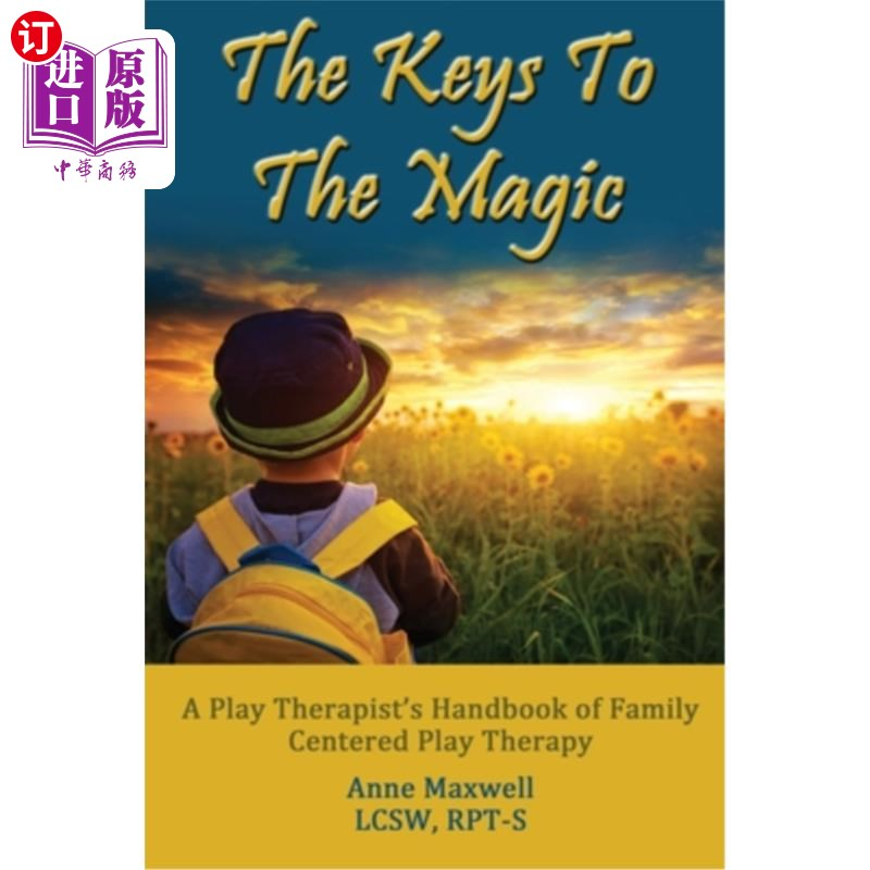 【中商海外直订】The Keys to the Magic