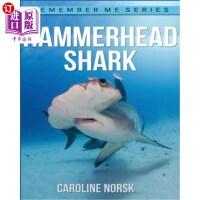【中商海外直订】Hammer Head Shark: Amazing Photos & Fun Facts Book