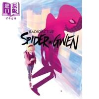 【中商原版】蜘蛛格温3 英文原版 Spider-Gwen Vol 2 Weapon of Choice Jason La