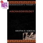 【中商海外直订】Archaeobiology