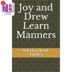 【中商海外直订】Joy and Drew Learn Manners