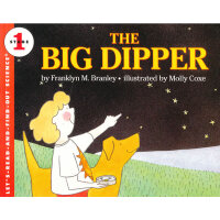 Big Dipper, The (Let's Read and Find Out) 自然科学启蒙1:神奇的北斗星ISB