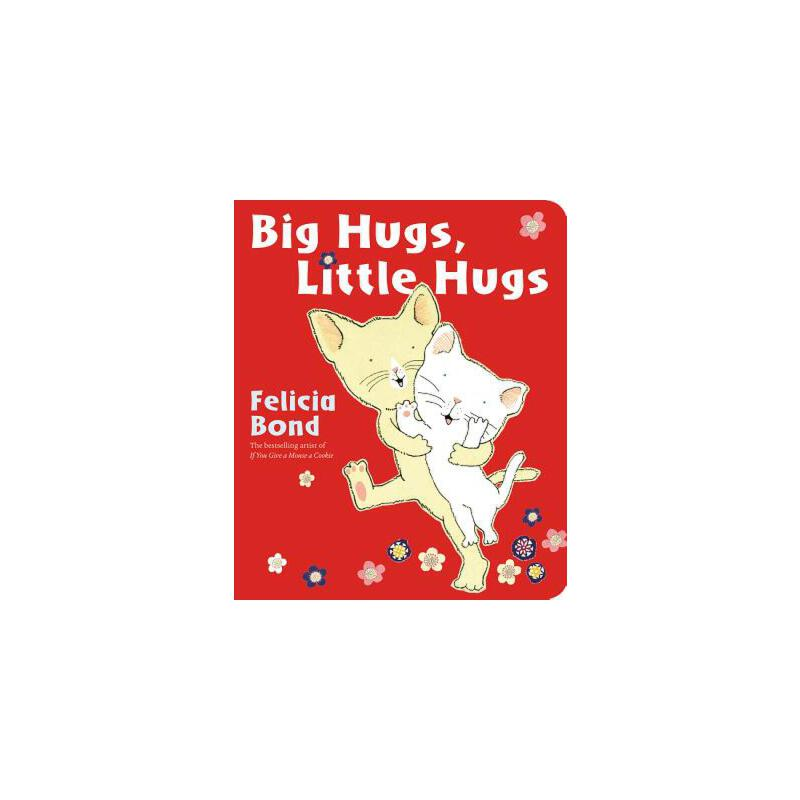 【预订】Big Hugs Little Hugs 预订商品,需要1-3个月发货,非质量问题不接受退换货。