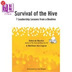 【中商海外直订】Survival of the Hive: 7 Leadership Lessons from a B