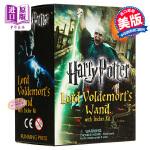 【中商原版】哈利波特:伏地魔的魔杖套装 英文原版 Harry Potter Voldemort's Wand with