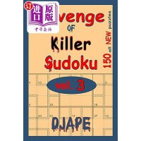 【中商海外直订】Revenge of Killer Sudoku: 150 of All New Puzzles