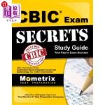 【中商海外直订】Cbic Exam Secrets Study Guide: Cbic Test Review for