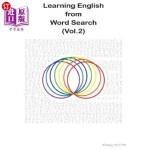 【中商海外直订】Learning English from Word Search (Vol.2)