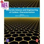 【中商海外直订】Materials Science and Engineering of Carbon: Charac