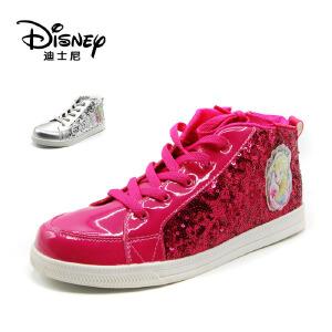 【达芙妮超品日 2件3折】鞋柜/迪士尼女童鞋运动休闲板鞋系带时尚