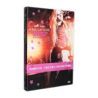 正版艾薇儿:美丽坏东西世界巡回演唱会DVD光盘