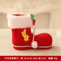 【特惠购】圣诞节装饰品圣诞袜小靴子糖果盒礼物袋摆件儿童玩具圣诞挂饰圣诞