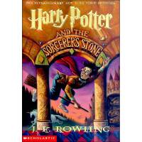 Harry Potter And The Sorcerer's Stone 《哈利・波特与魔法石》(美国版,平装) I