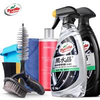 轮胎釉汽车轮胎蜡打蜡轮胎光亮剂轮毂清洁剂汽车蜡