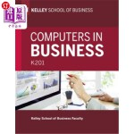 【中商海外直订】Computers in Business: K201