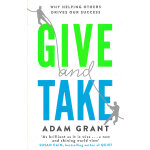 Give and Take: Why Helping Others Drives Our Success 英文原版济南有货
