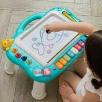 �和�����板磁性涂�f��字板可擦小孩����幼�捍帕Ξ�板家用�L��屏�P