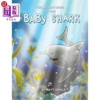 【中商海外直订】The Adventures of the Baby Shark