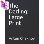 【中商海外直订】The Darling: Large Print