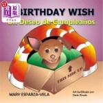 【中商海外直订】A Birthday Wish/Un Deseo de Cumpleanos