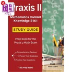 【中商海外直订】Praxis II Mathematics Content Knowledge 5161 Study