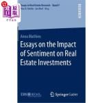 【中商海外直订】Essays on the Impact of Sentiment on Real Estate In