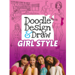 Doodle Design & Draw GIRL STYLE