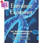 【中商海外直订】Entrance Examiner: For Biochemistry & Biotechnology
